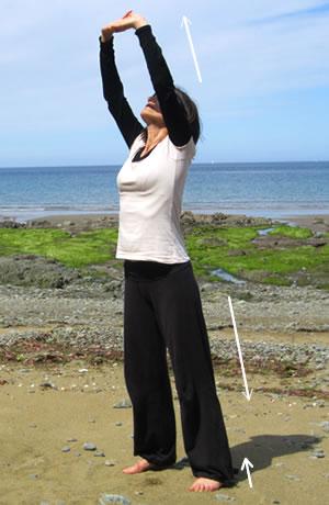 Ba Duan Jin : Soutenir le ciel avec les mains - Exercice Qi Gong 3