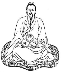 San Bao - Jing, Qi, Shen