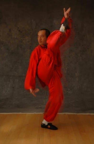 Maître Liu De Ming Ziran Qi Gong