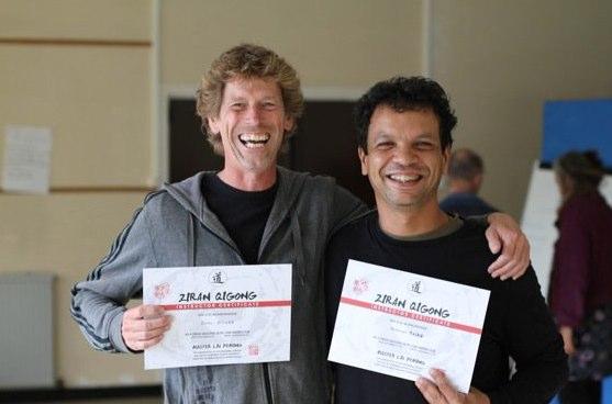 Pieter Gilles & Mohammed Saïah