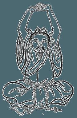 Posture Qi Gong assis