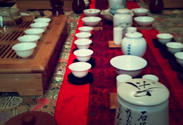 Cha Dao cérémonie du thé