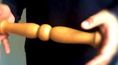 Taiji Bang (Chi) - Bâtonnet taoïste de longévité