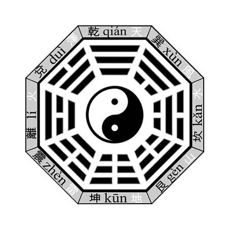 Ba Gua Nei Gong : Les 8 Trigrammes du Yi Jing