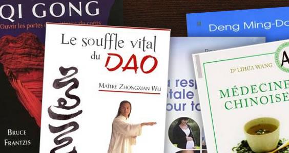 Livres essentiels sur le Qi Gong et l'énergétique chinoise à lire cet été!