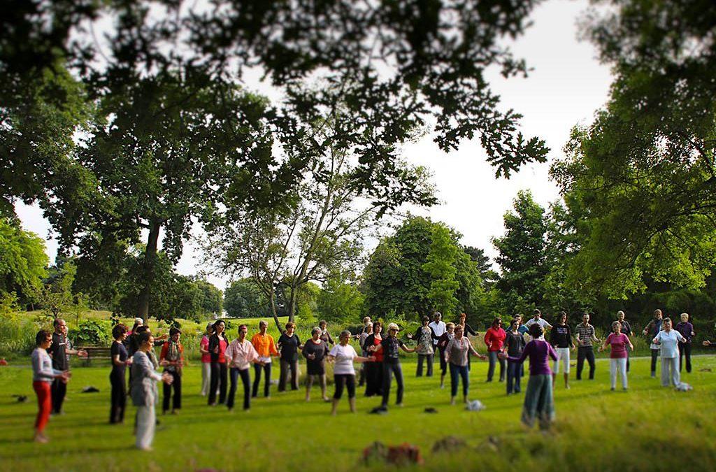 Qi Gong à Nantes: la reprise des cours