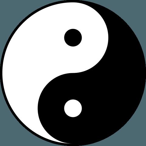 Symbole du Yin & du Yang