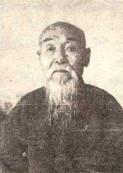 Zhao Zhong Dao à 117 ans