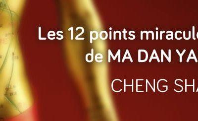 Les 12 points miraculeux d'acupuncture : chéng shān