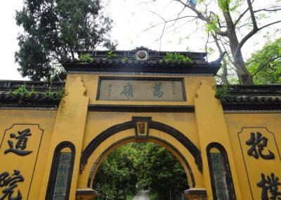 Voyage en Chine : temple daoîste