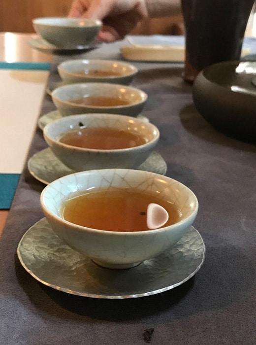 Thé chinois & Yang Sheng