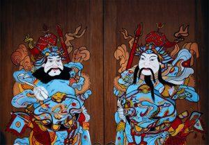 yi jin jing taoiste 300x209 - Yi Jin Jing taoïste : transformation des tendons et des muscles
