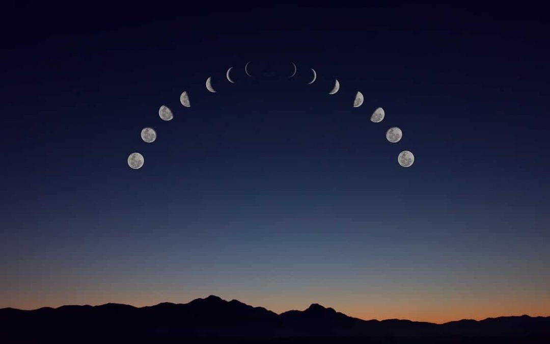 Harmoniser l'énergie féminine avec la Lune et ses cycles