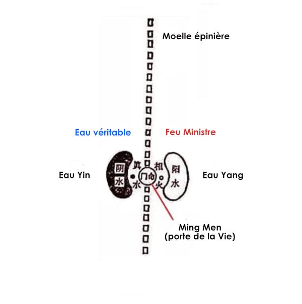 Mingmen : porte de la Vie