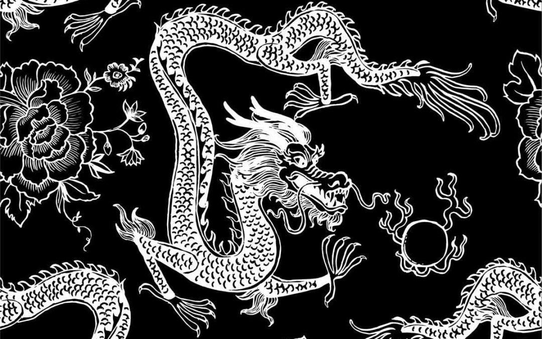 Les perles du Dragon Noir