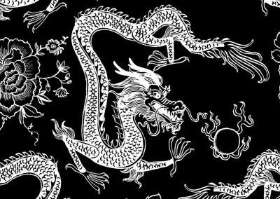 Les perles du Dragon Noir ou recette à base de sésame noir et Goji