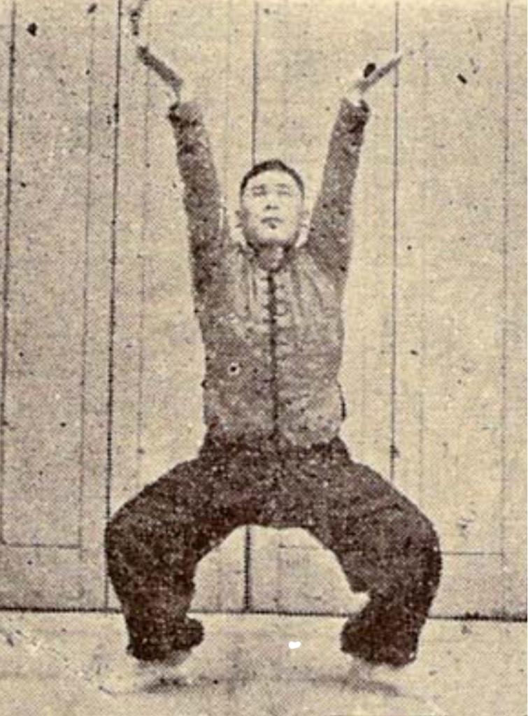 Qi Gong des 18 mains de Bouddha